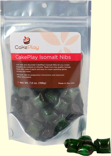 isomalt sticks how to use