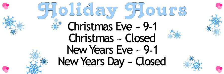 web banner holiday closed days