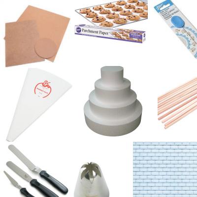 General Decorating Supplies