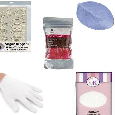 Isomalt & Pulled Sugar Supplies