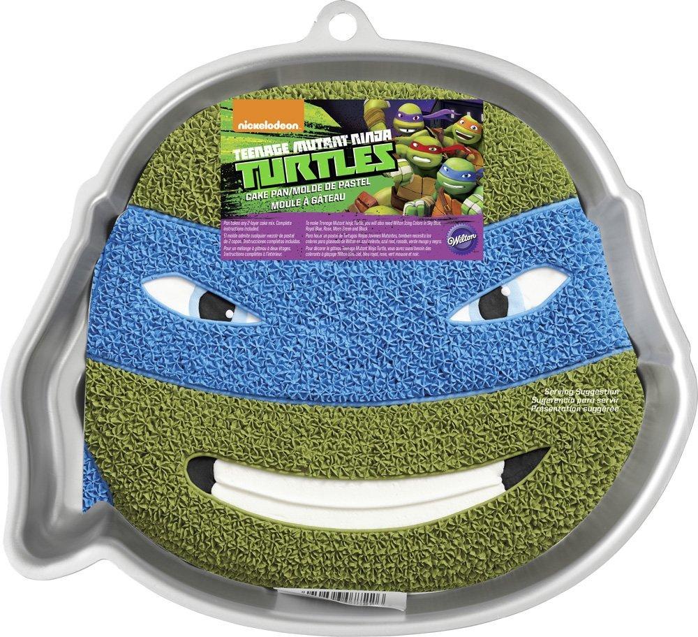 Wilton Tmnt Teenage Mutant Ninja Turtle Cake Pan Cake