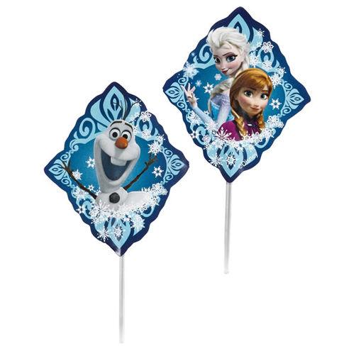 Wilton Licensed Disney Frozen Fun Pix Pack of 24