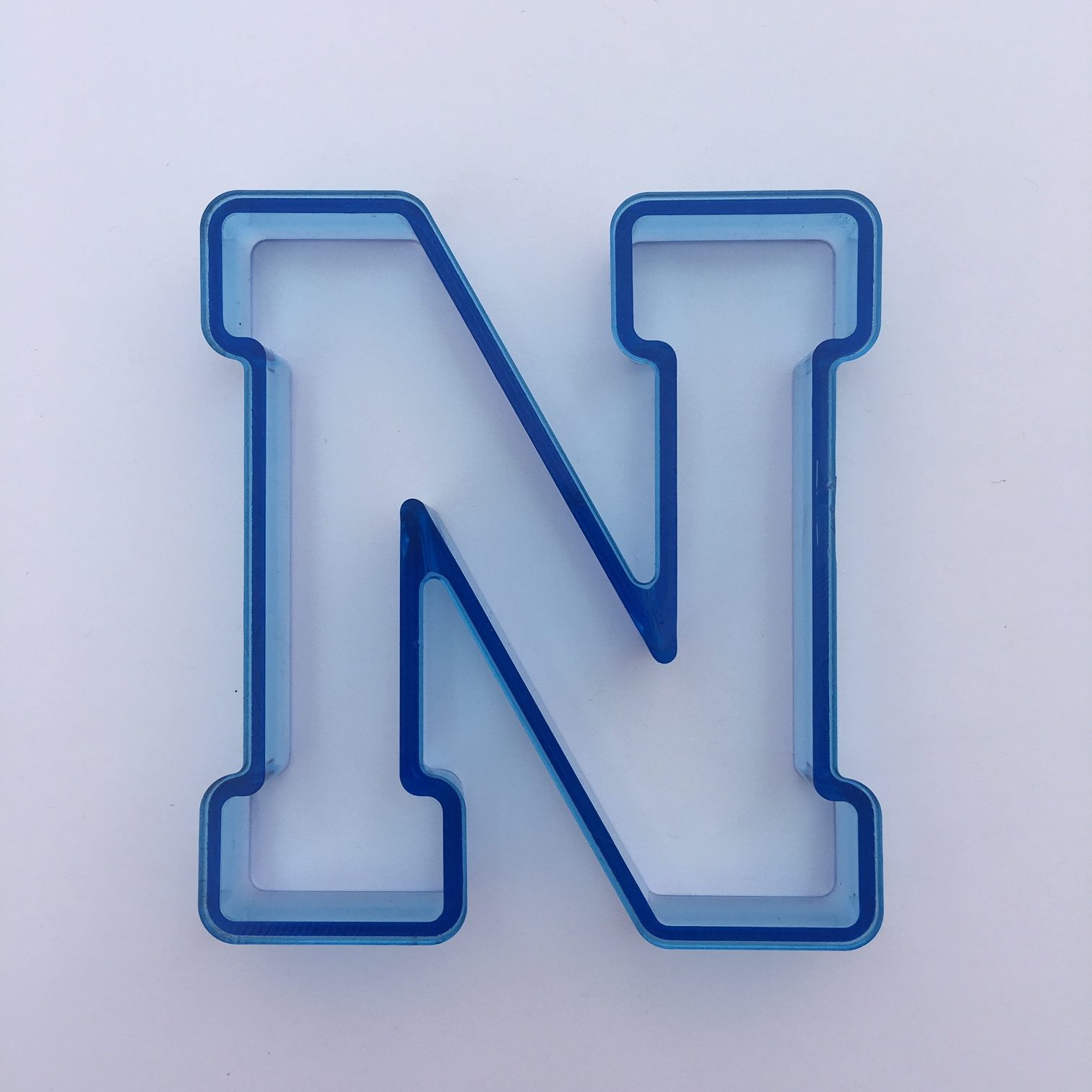 Cookie Cutter Varsity Letter 4